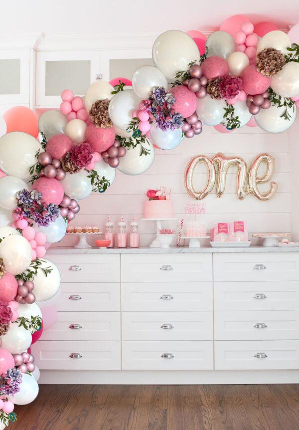 Design your Garland Balloons Delivered Cork
