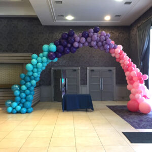Giant Balloon Arc Red Balloon Cork Balloons Delivered