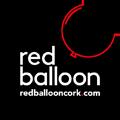 Red Balloon Cork Balloon Delivery Logo b