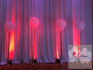 Dromoland Castle Wedding W102 Balloons