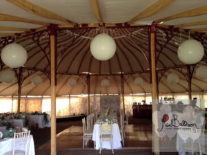 Lis Ard Wedding Yurt W105