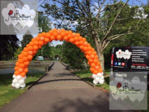 Outdoor Event Decor Arch M120