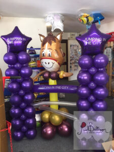Personalised Corporate Event Printed Balloons M123