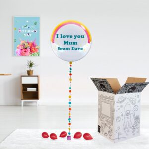 Build a Balloon Mothers Day featured