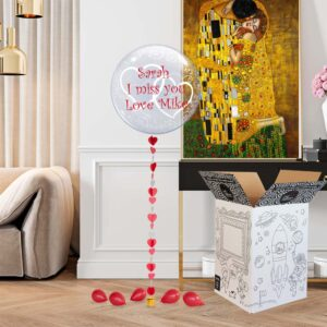 Valentines Balloon Ireland Delivery